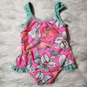 💥3 for $20💥Carter's One PC Bathing Suit sz 18M